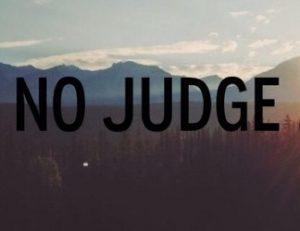 Praticare il non giudizio